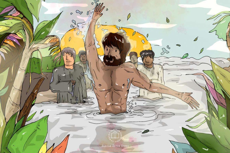 Adven 2, Yohanes Pembaptis